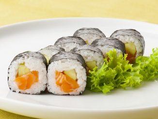 sushi v Ostravě