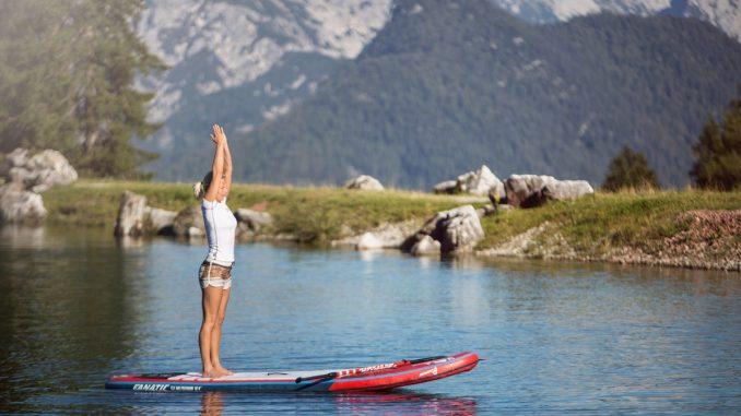 výběr paddleboardů