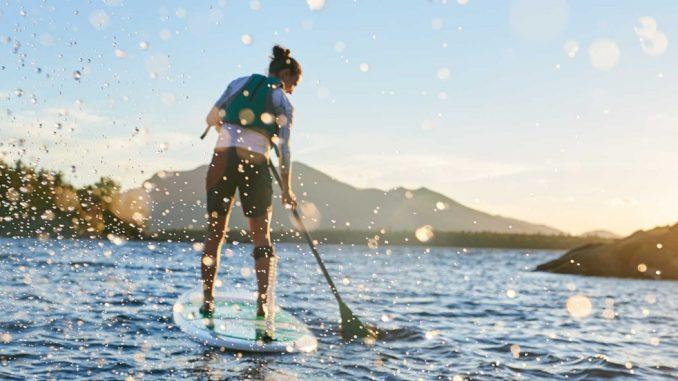 nafukovací paddleboard