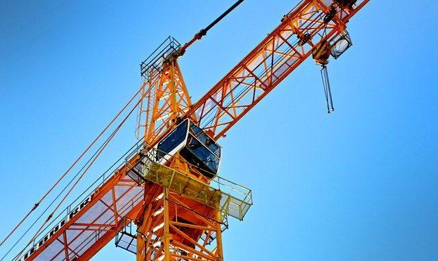 stavební jeřáby