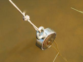 magnetický rybolov